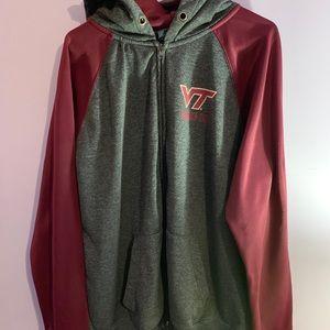 Other - Virginia Tech Hoodie Jacket